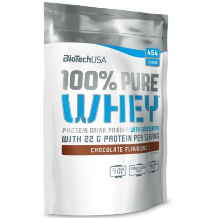 100% Pure Whey (454 gr)