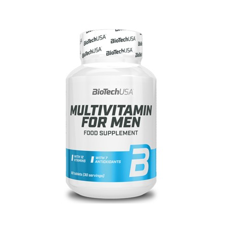 Multivitamin for Men - 60 tablets (30 serv.)