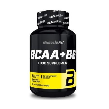 BCAA+B6 (200 tablets)