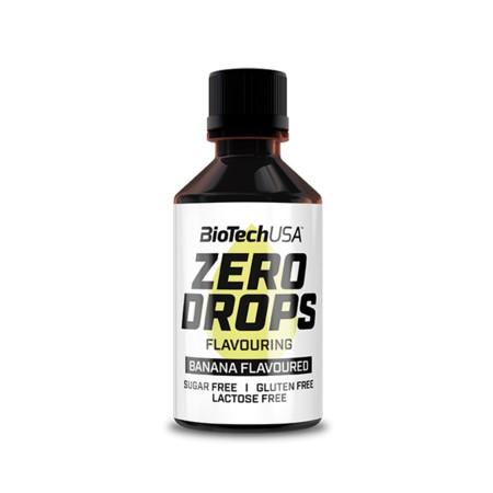 Zero Drops gouttes aromatisantes (50 ml)