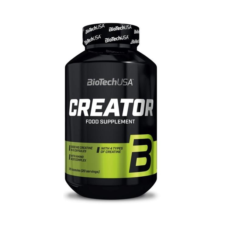 CreaTor (120 capsules)