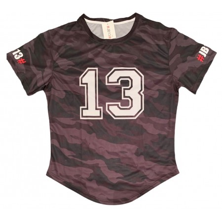 T-Shirt Camuflada