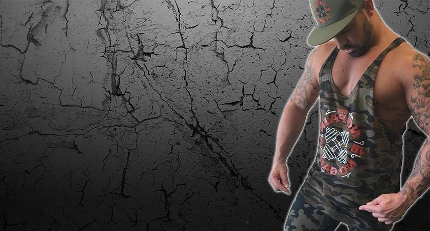 Vestuário Desportivo Homem #JB13#