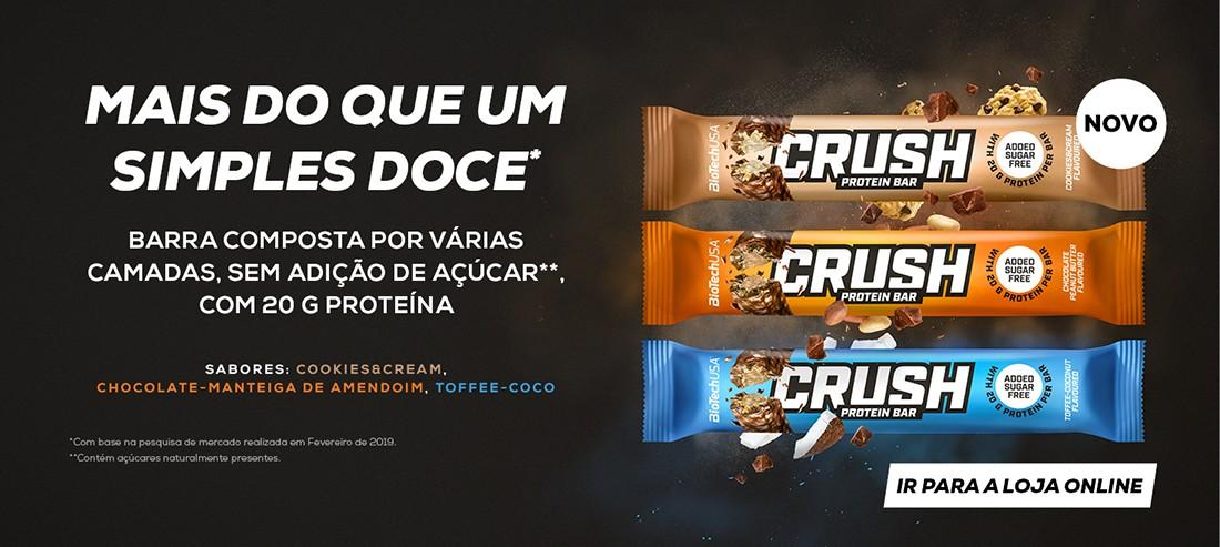 Crush Protain Bar