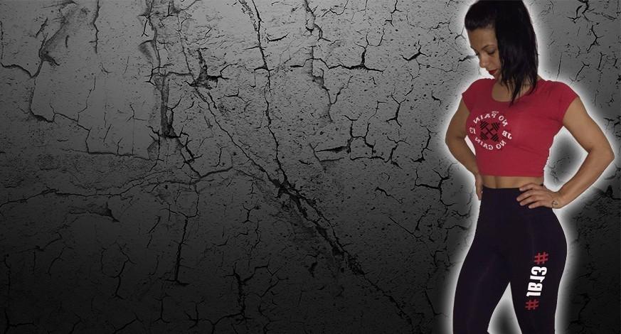 Vestuário Desportivo Mulher #JB13#