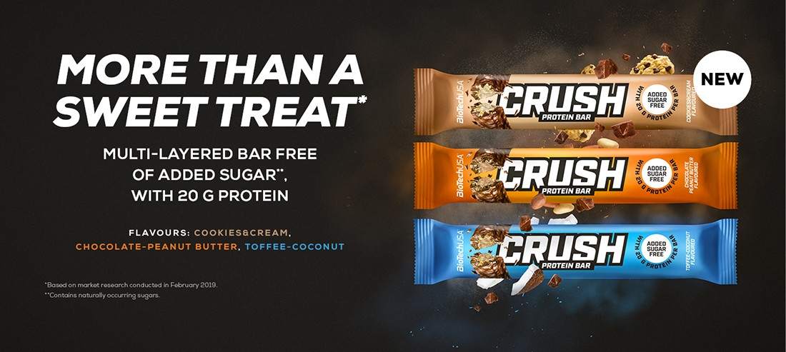 Crush Protain Bar